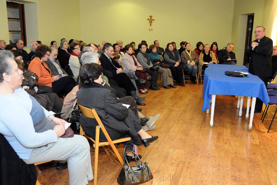 Meeting with Attard Parish Community