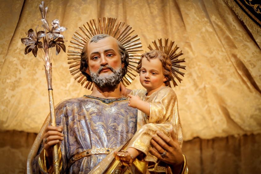 """Pope Francis proclaims """"Year of St Joseph"""" – Archdiocese of Malta"""